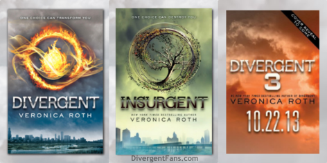 Divergent3bookset